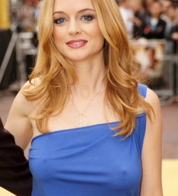 heathergraham nipples redcarpet 12